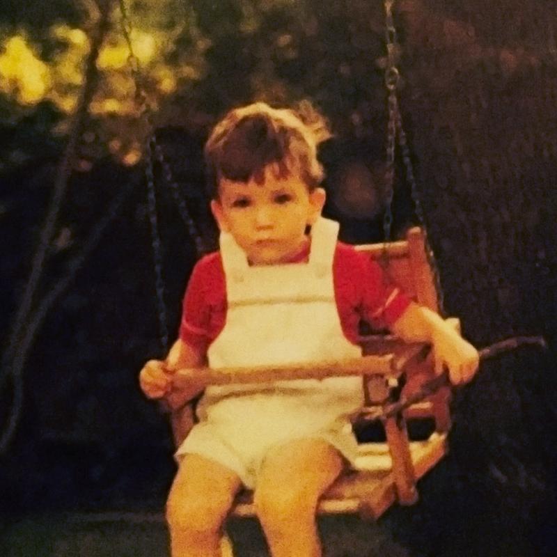 Brian in swing