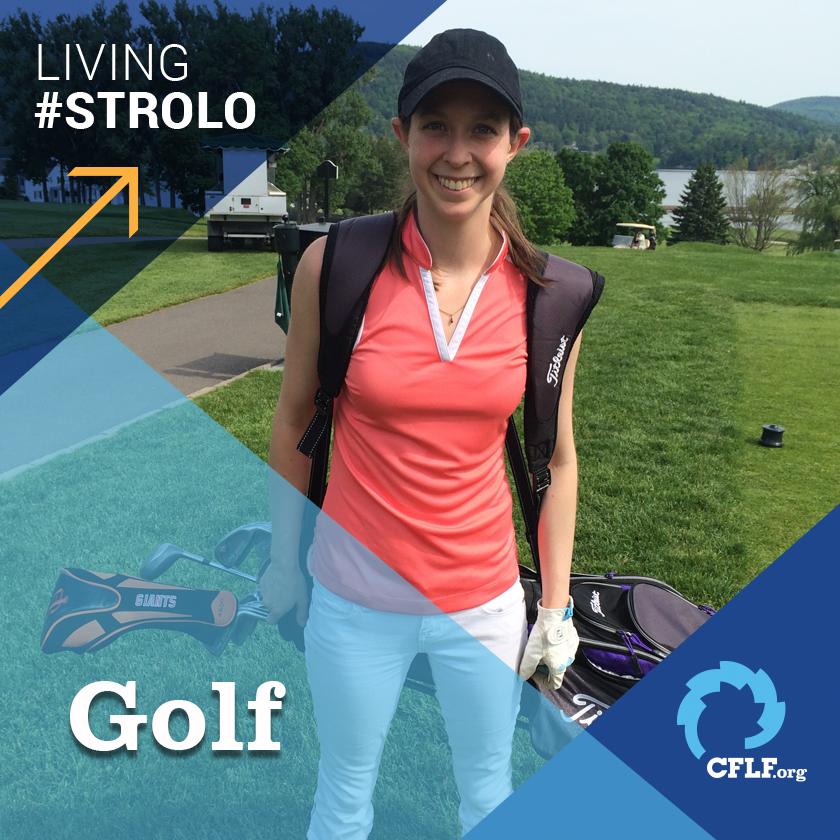 Golf STROLO