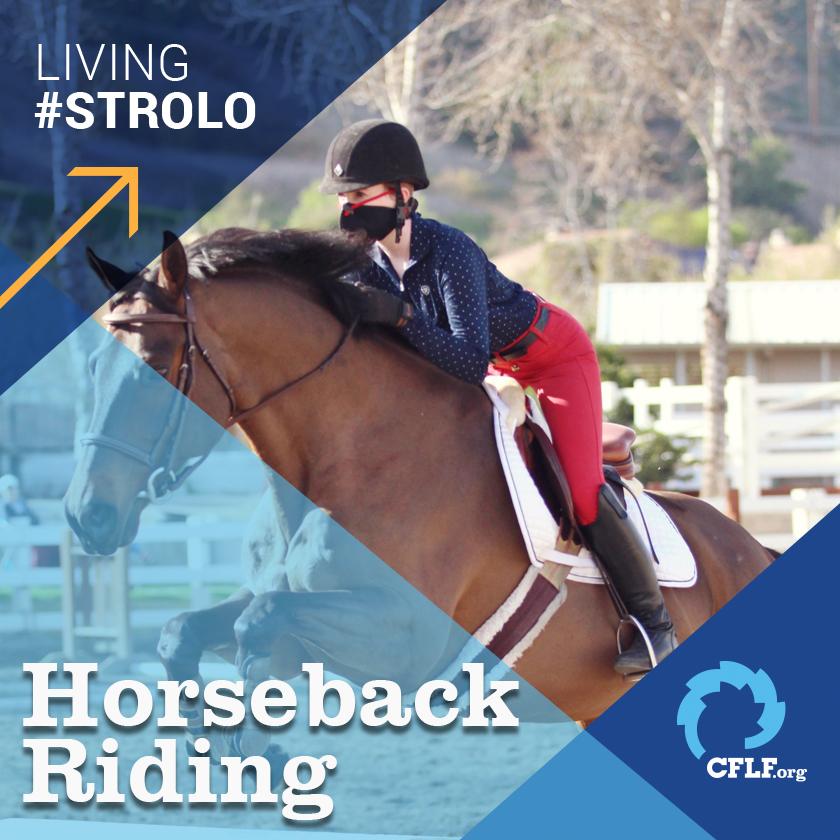 Horseback STROLO