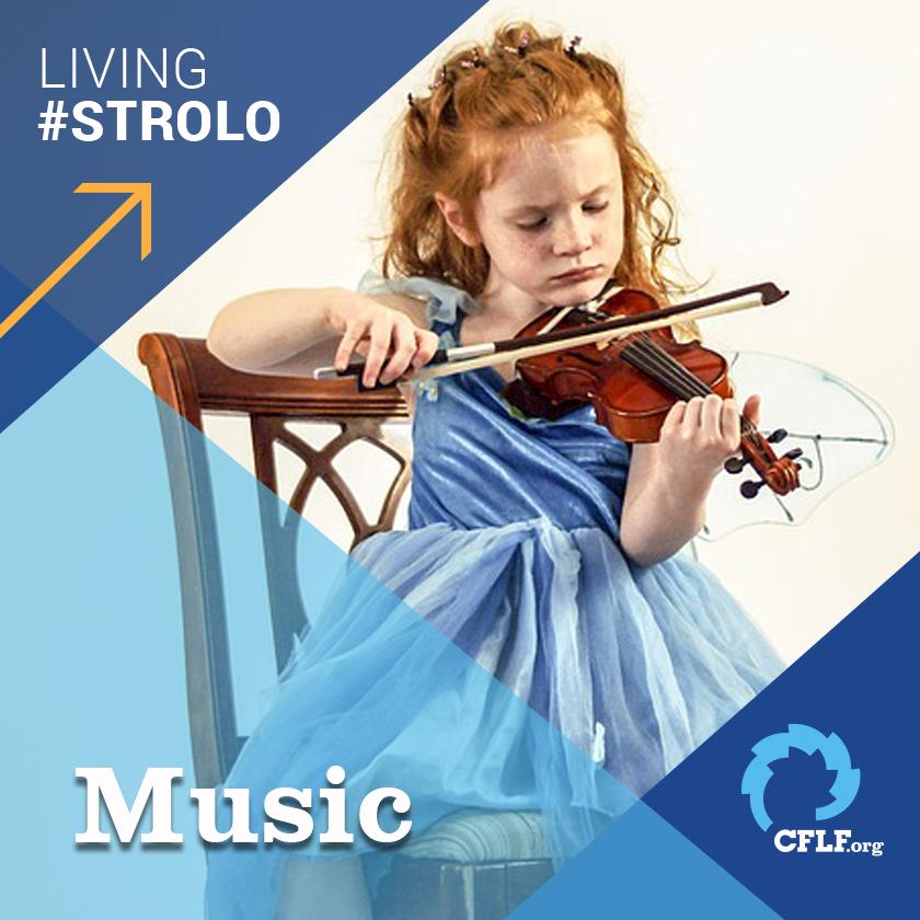 Music STROLO