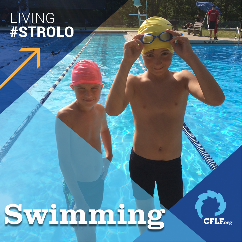 Swimming STROLO