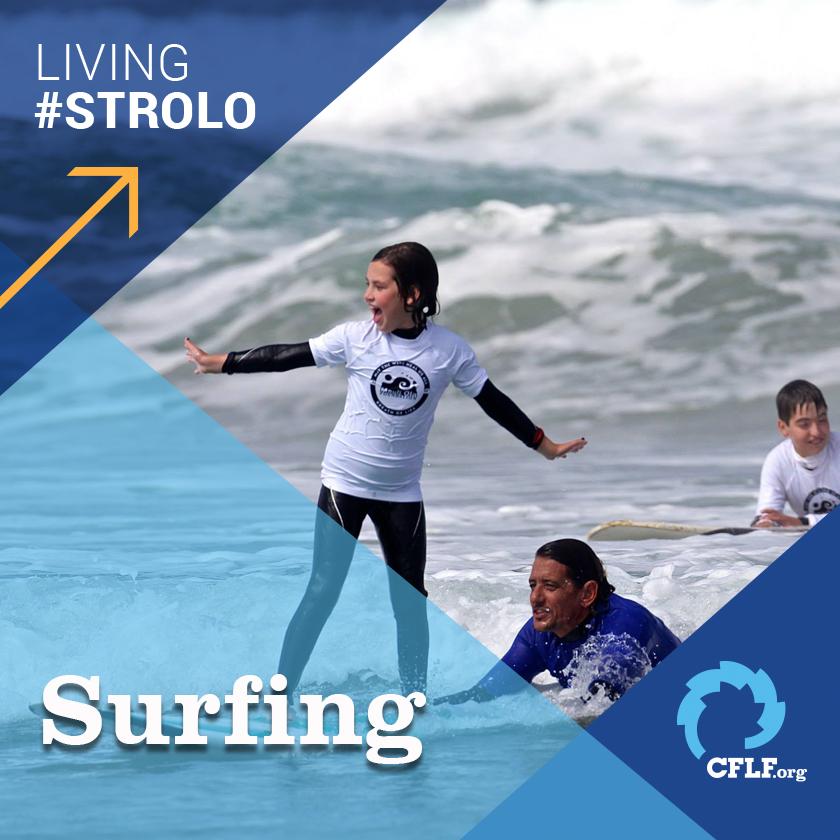 Surfing STROLO