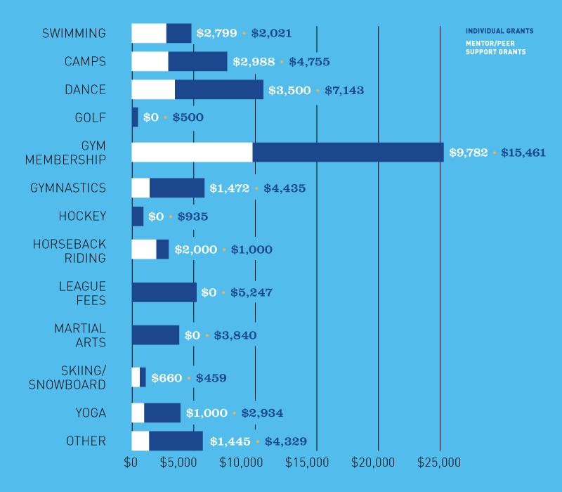 2013 CFLF Grants